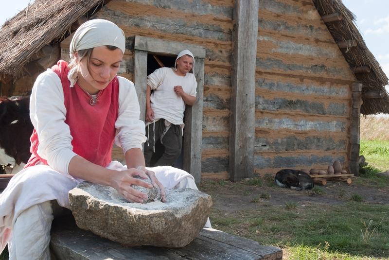 Kuchnia dawnych Słowian: polewka z Duppel