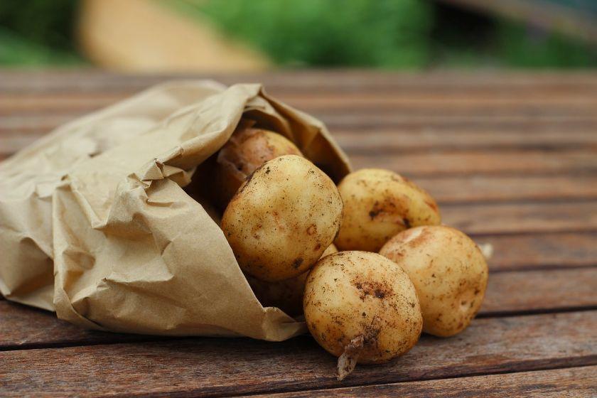 dania kuchni regionalnej z ziemniaków